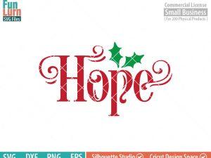 Hope SVG
