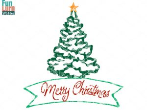 Merry Christmas Ornament Svg.Merry Christmas Tree Svg Archives Funlurn
