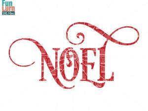 Noel SVG