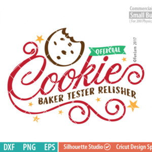 Official cookie tester SVG