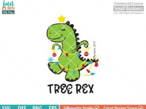 Tree Rex SVG