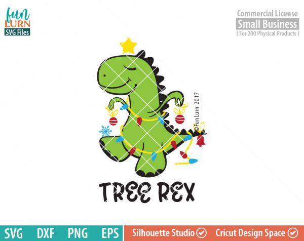 Tree Rex SVG