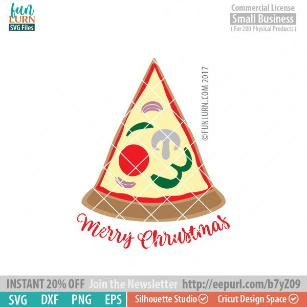 Merry Chrustmas SVG