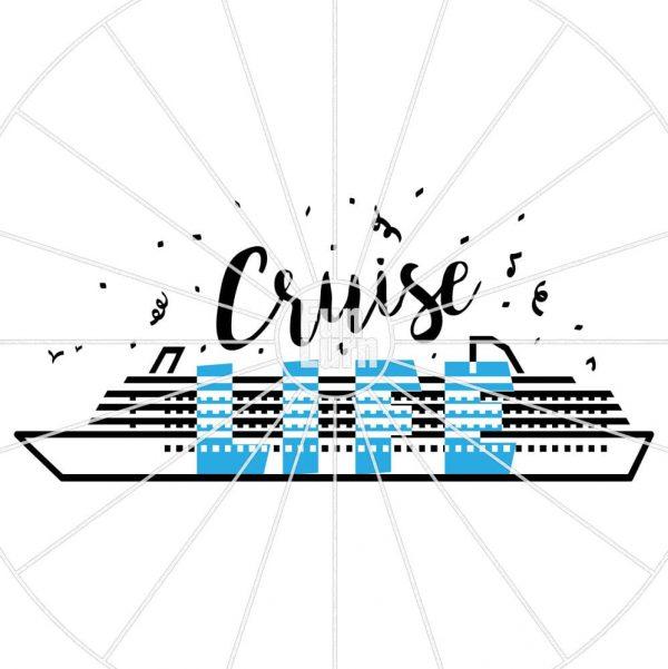 Cruise Life SVG