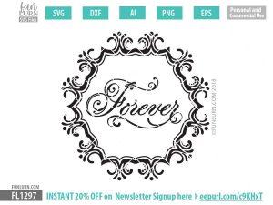 Forever SVG