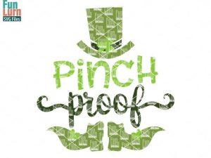 Pinch Proof svg