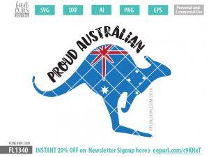 Proud Australian SVG