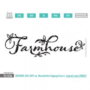 Farmhouse svg