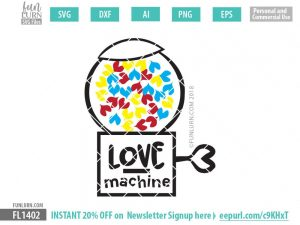 Love Machine SVG