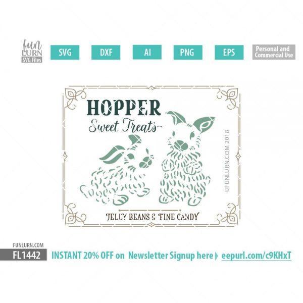 Hopper Sweet Treats SVG