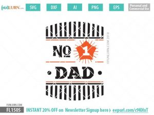 Free Not sure what to get dad this father's day? 1 Dad Svg Funlurn SVG, PNG, EPS, DXF File