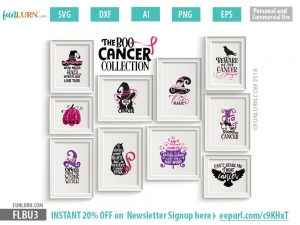 The Boo Cancer Collection