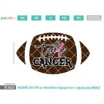 Tackle Cancer SVG