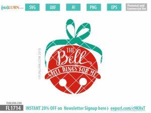 The Bell still rings for me SVG