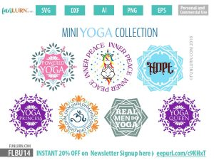 Mini Yoga Collection