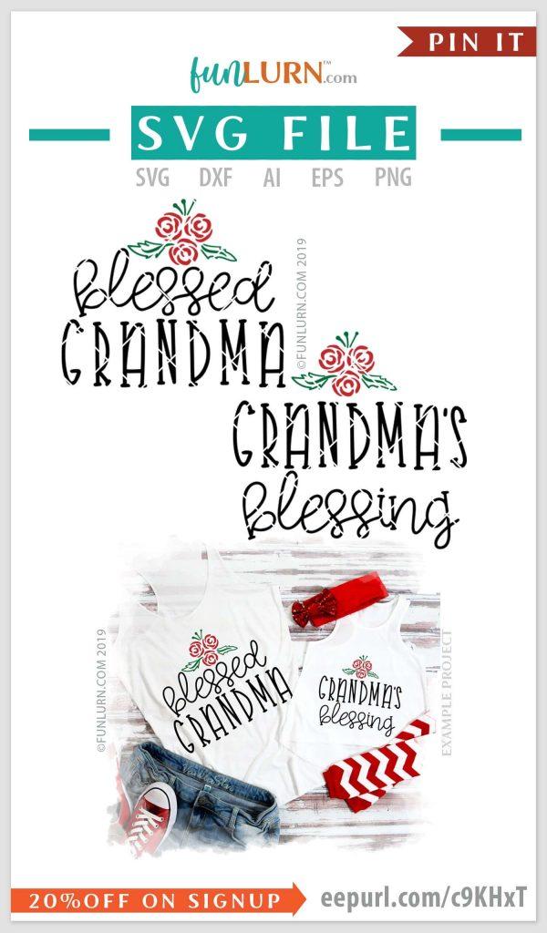 Blessed Grandma , Grandma's blessing