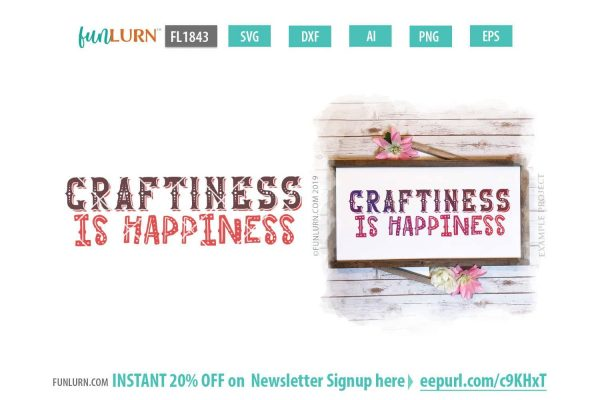 Craftiness and Happiness