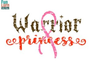 Warrior Princess svg