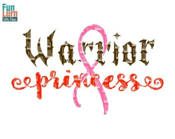 Warrior Princess svg