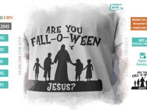 Are you Falloween Jesus