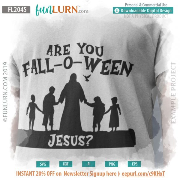 Are you Falloween Jesus