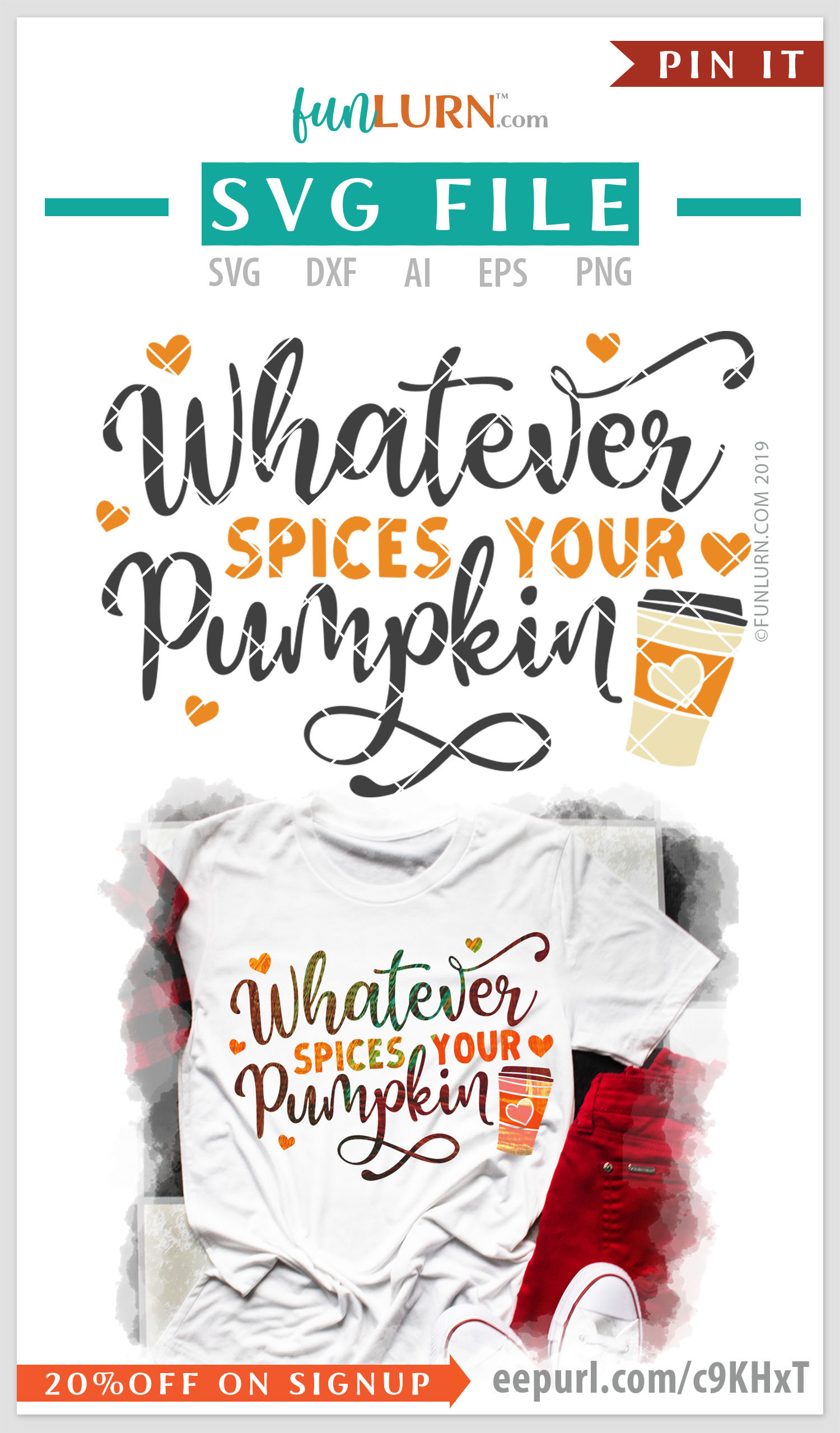 Whatever Spices Your Pumpkin Svg Funlurn