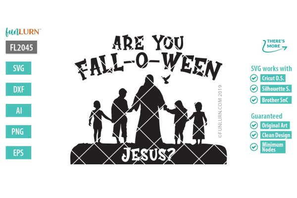 Are you fall-o-ween Jesus sign