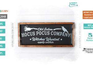 Old Salem Hocus Pocus Company