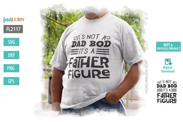 Dad bod svg