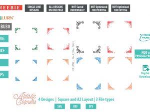 single-line-artistic-corners-svg-bundle-for-engraving-embossing-sketching-debossing-foil-quill-svg-infusible-ink-pens-single-line-svg